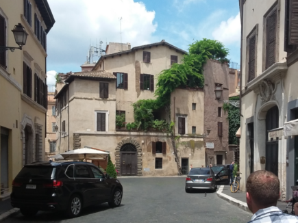 Traumort Rom - Piazza Margana