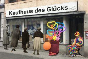 Kaufhaus des glücks