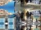 Vaporetto in Venedig - Collage1